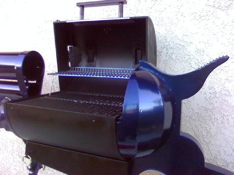 "18""x22""  grill and sear plate."